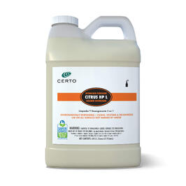 CERTO Citrus HP Cleaner Degreaser