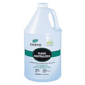 CERTO Floor Neutralizer