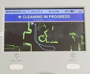 Cleaning Route