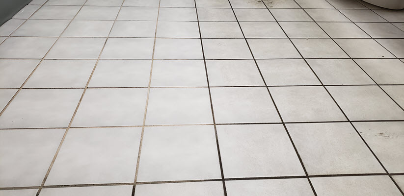 Final Results of Grout Restoration