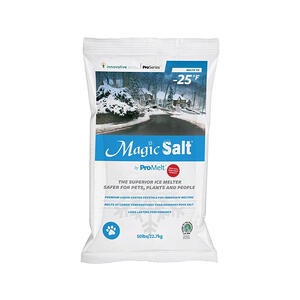Magic Salt Ice Melt - 50lb Bag