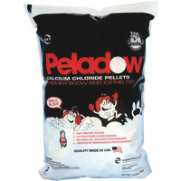 Peladow Calcium Chloride Pellets - 50lb bag