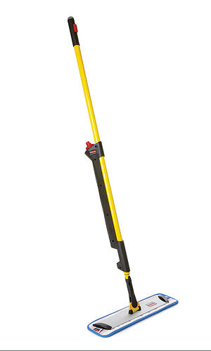 Rubbermaid Pulse Flat Mop System