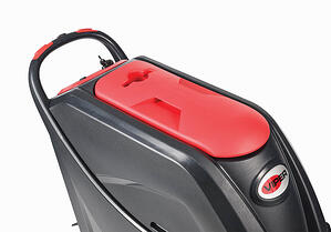 Viper AS5160 handle and recovery tank lid