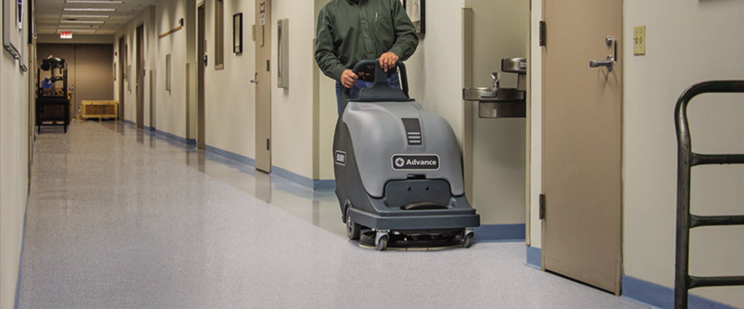 Advance BU800™ Floor Burnisher: An In-Depth Review [VIDEO]