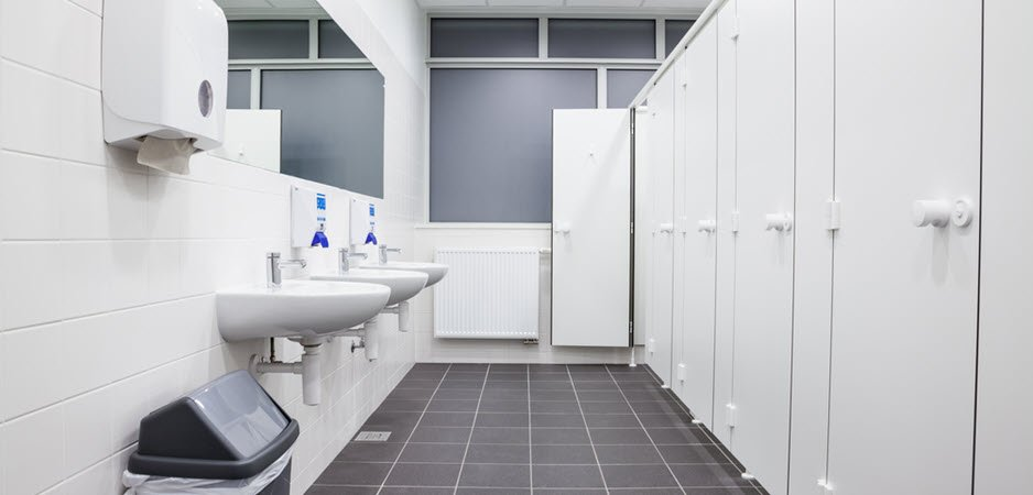 How to Prevent Commercial Restroom Odors: Eliminate Sources + Best Products