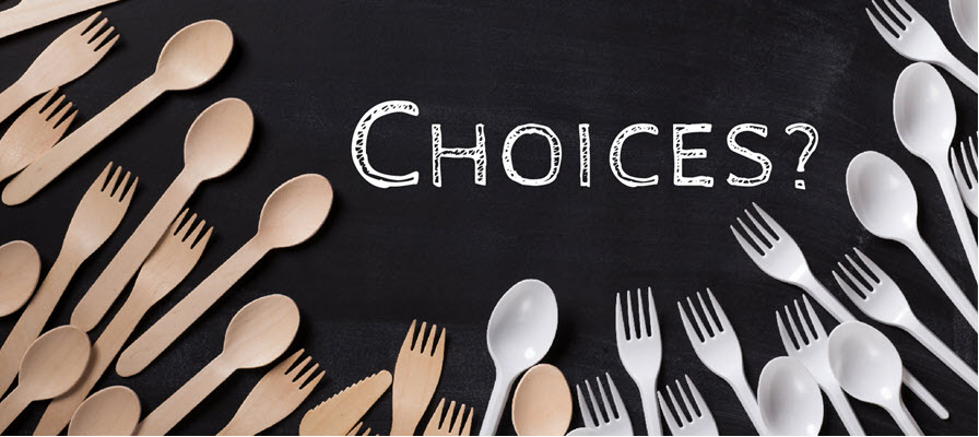 Comparing Different Types of Disposable Cutlery