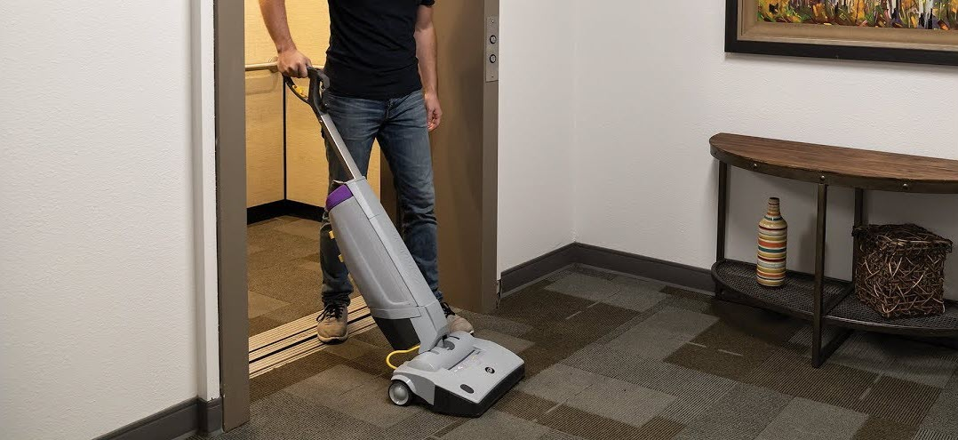 ProTeam® FreeFlex Battery Upright Commercial Vacuum Review