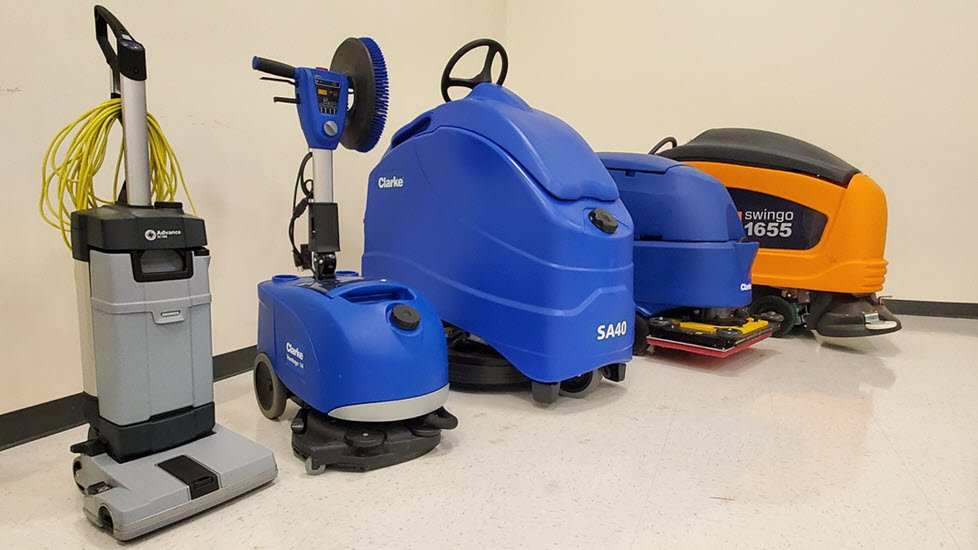 How Much Does An Automatic Floor Scrubber Cost?