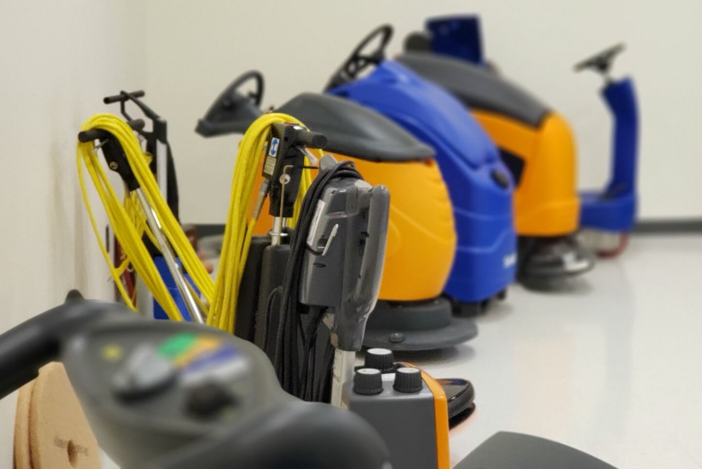 The Best Power Equipment to Clean Commercial Floors
