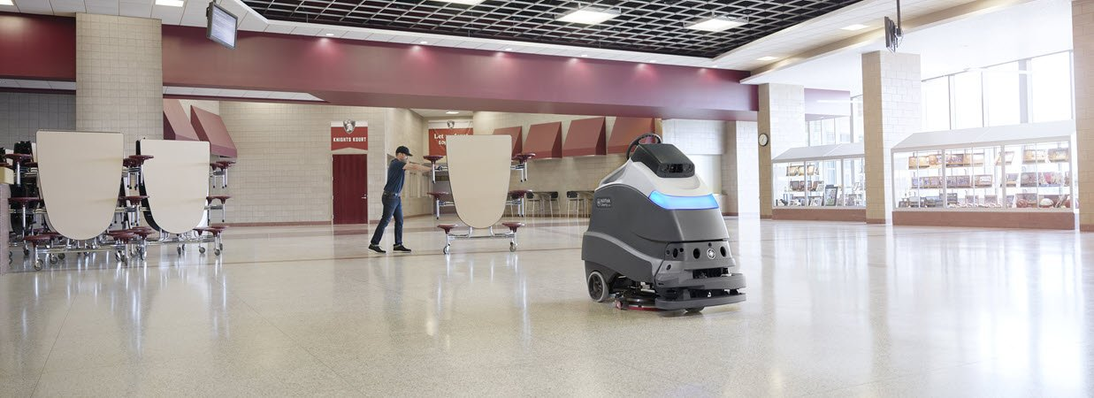 5 Benefits of Adding Autonomous Cleaning Equipment to Your Cleaning Program