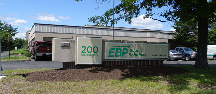 EBP Supply Solutions Earns National Recognition For Distribution Performance