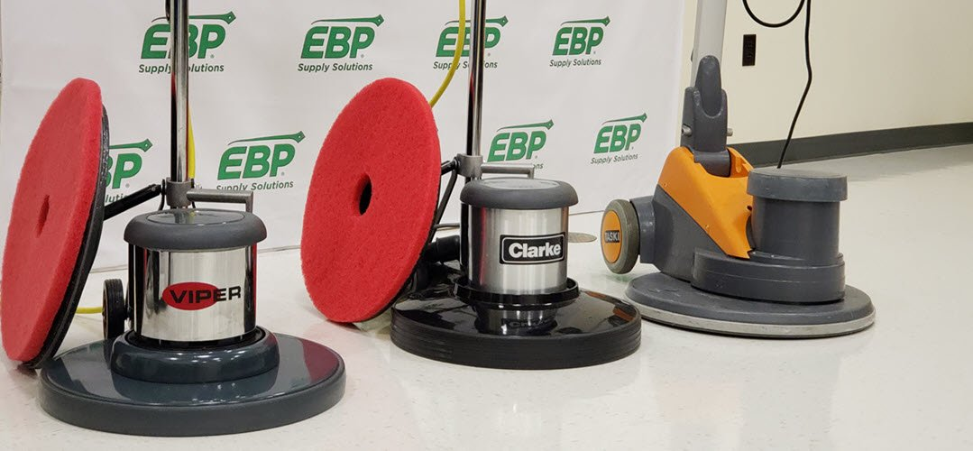 The 3 Best Commercial Floor Buffers of 2019 [VIDEO]