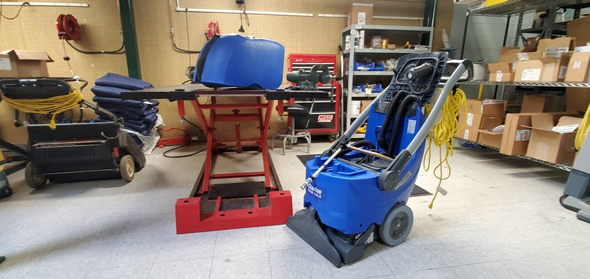Carpet Extractor Repair: 6 Common Problems with Troubleshooting Solutions
