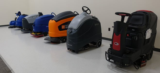 What Is An Automatic Floor Scrubber Types Sizes Features