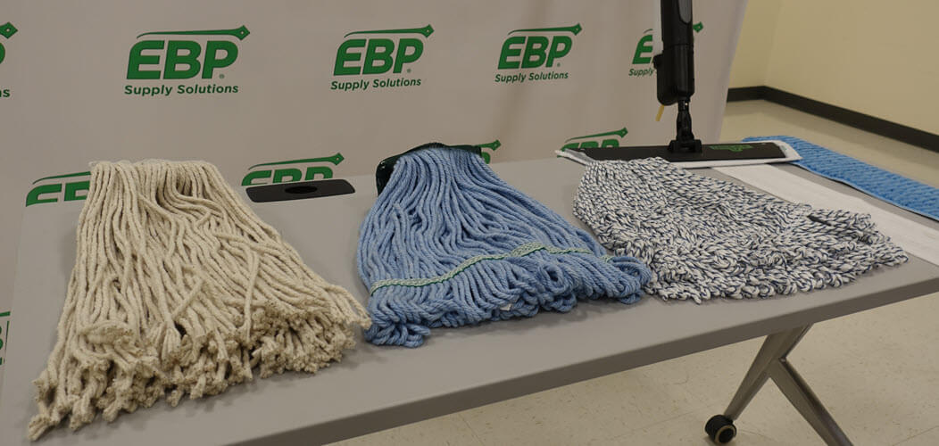 Commercial Floor Mops 101: The Best Wet Mop for Every Application