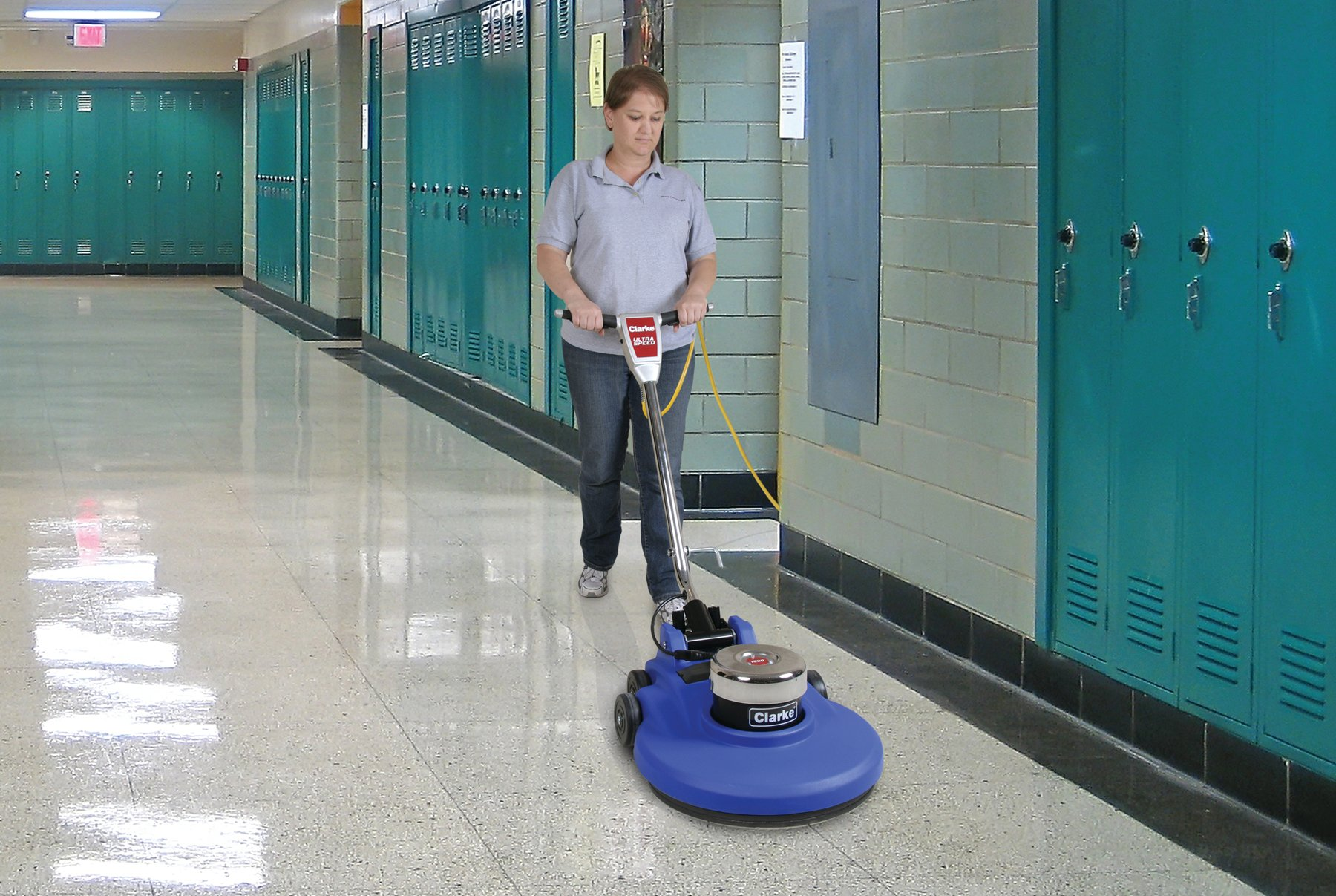 How to Use a Floor Buffer VS How to Use a Floor Burnisher [VIDEO]